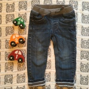 Hanna Andersson Slim Jean size 90